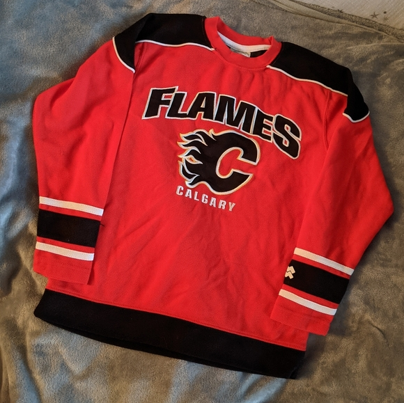 Youth Calgary Flames Jersey